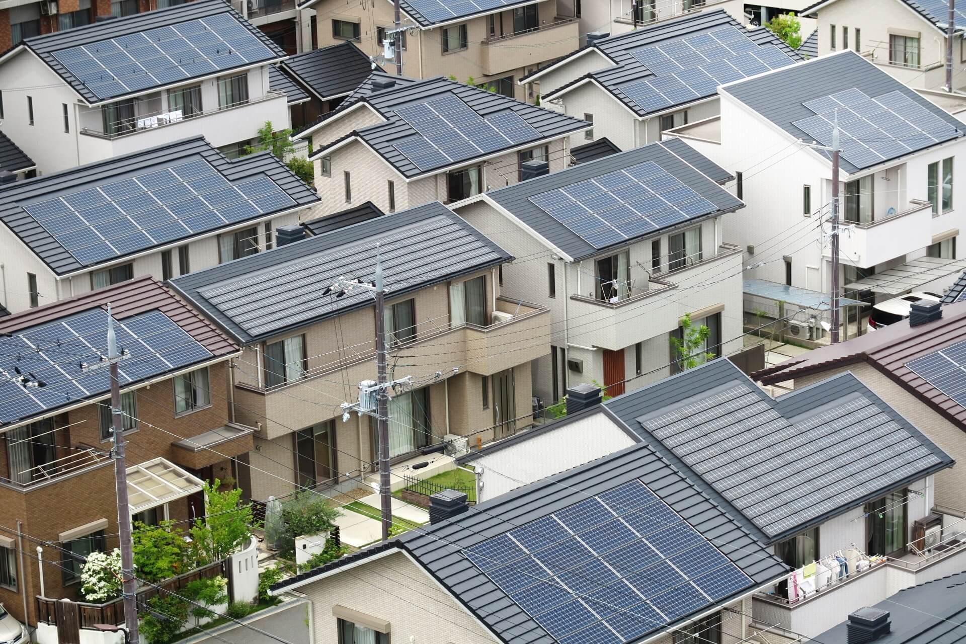 太陽光発電のメリットはこんなにたくさん!